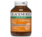 Kẹo ngậm Blackmores Bio C Chewable 500mg 125 viên