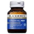Tăng cường sinh sản nam Blackmores Conceive Well Men 28 viên