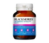Viên uống cho nữ Blackmores Women's Vitality Multi 50 viên