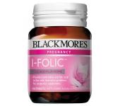 Viên uống bà bầu Blackmores Pregnancy I-Folic 150 viên