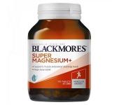 Viên uống Blackmores Exercise Super Magnesium 100 viên