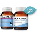 Viên uống đẹp da móng tóc Blackmores Nail Hair Skin 120 viên