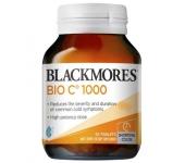 Viên uống Blackmores Bio C 1000mg - 62 viên