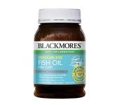 Dầu cá Blackmores Fish Oil mini caps 400 viên