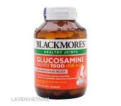 Bổ khớp Blackmores Glucosamine Sulfate 1500 (90 viên)