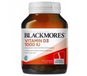 Blackmores Vitamin D3 1000IU (200 viên)