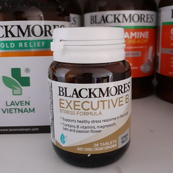Blackmores Executive B Stress Formula (28 viên)
