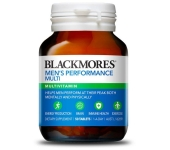 Viên uống cho nam Blackmores Men's Performance Multi 50 viên