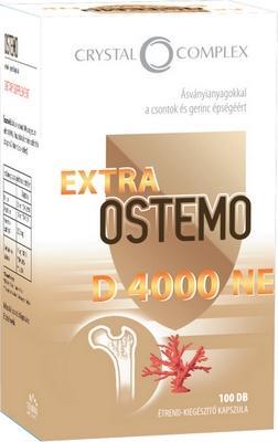 Crystal Complex Ostemo hỗ trợ điều trị xương khớp 100 viên
