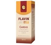Flavin G77 Cardio 500ml hỗ trợ tim mạch và gan