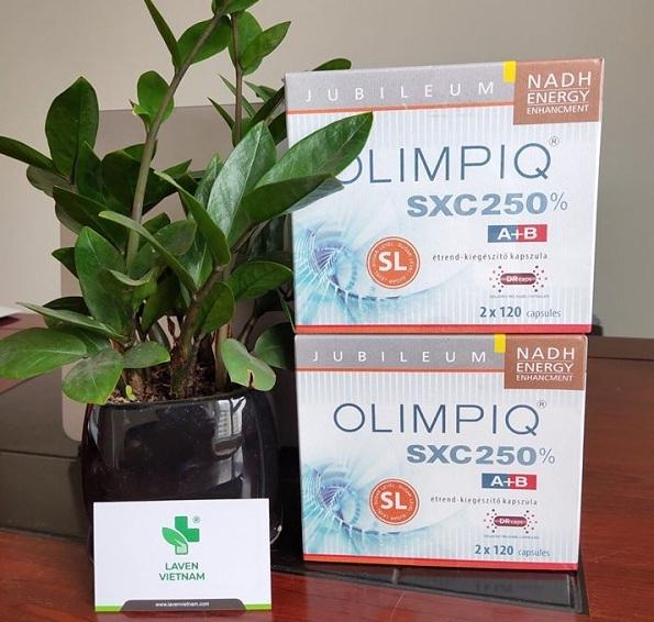 Phiên bản Olimpiq SL được làm giàu với các thành phần có giá trị quan trọng cho bệnh nhân tiểu đường: crom, kẽm, inulin, cây cỏ ngọt, rue dê, bồ công anh, lá cây chùm ngây và coenzyme Q10.