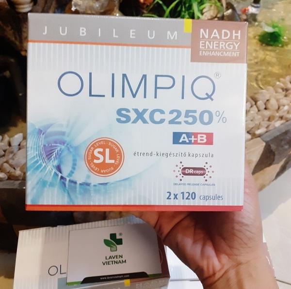 Viên uống Olimpiq - Sáng chế của nhân loại trong việc đẩy lùi bệnh tật. Sản phẩm hoàn toàn từ thiên nhiên