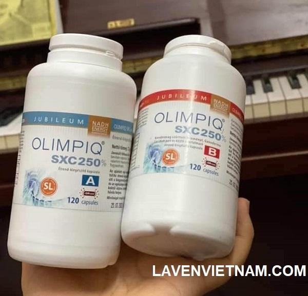 Viên uống tăng sinh tế bào gốc Olimpiq SXC 250% SL đã chứng minh đem lại hiệu quả trong điều trị COPD