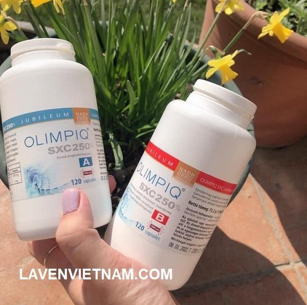 Nên uống 1-3 lần 1 ngày để tăng sức khỏe và chống lại bệnh tật cùng Olimpiq