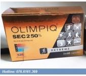 OlimpiQ Sec 250% (3x180v) Tăng sinh tế bào gốc cho người tập thể thao