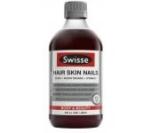 Swisse Hair Skin Nails Liquid - Collagen dạng nước (500ml)