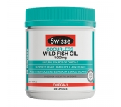 Bổ sung Omega 3 Swisse Wild Fish Oil 1000mg (500 viên)