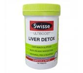 Viên uống bổ gan Swisse Liver Detox 120 viên