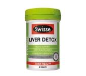 Viên uống bổ gan Swisse Liver Detox 60 viên