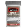Viên uống tăng cường sức khỏe nam giới Swisse Men's Power Ultivite 40 viên