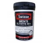 Viên Uống Vitamin Tổng Hợp Cho Nam Swisse Men Ultivite 50+ (60 viên)