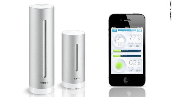Những thiết bị công nghệ hiện đại trong ngôi nhà tương lai