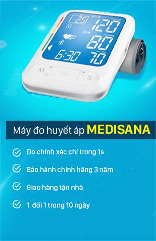 M�y đo huyết �p Medisana mới
