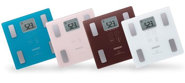 Máy đo lượng mỡ Omron giúp bạn kiểm soát chất lượng tập luyện với từng phần trên cơ thể